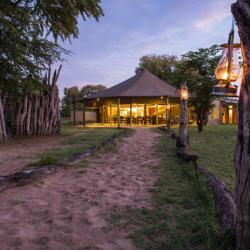Khwai Guest House - Selbstfahrerreise Kalahari Calling