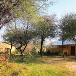 Boteti River Camp, als Selbstfahrer in Botswana