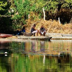Am Thamalakane River