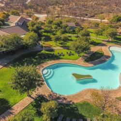 Damara Mopane Lodge - im Damaraland