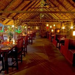 Maun Lodge Restaurant