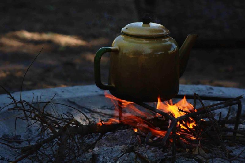 Abende am Lagerfeuer mit Kalahari Calling