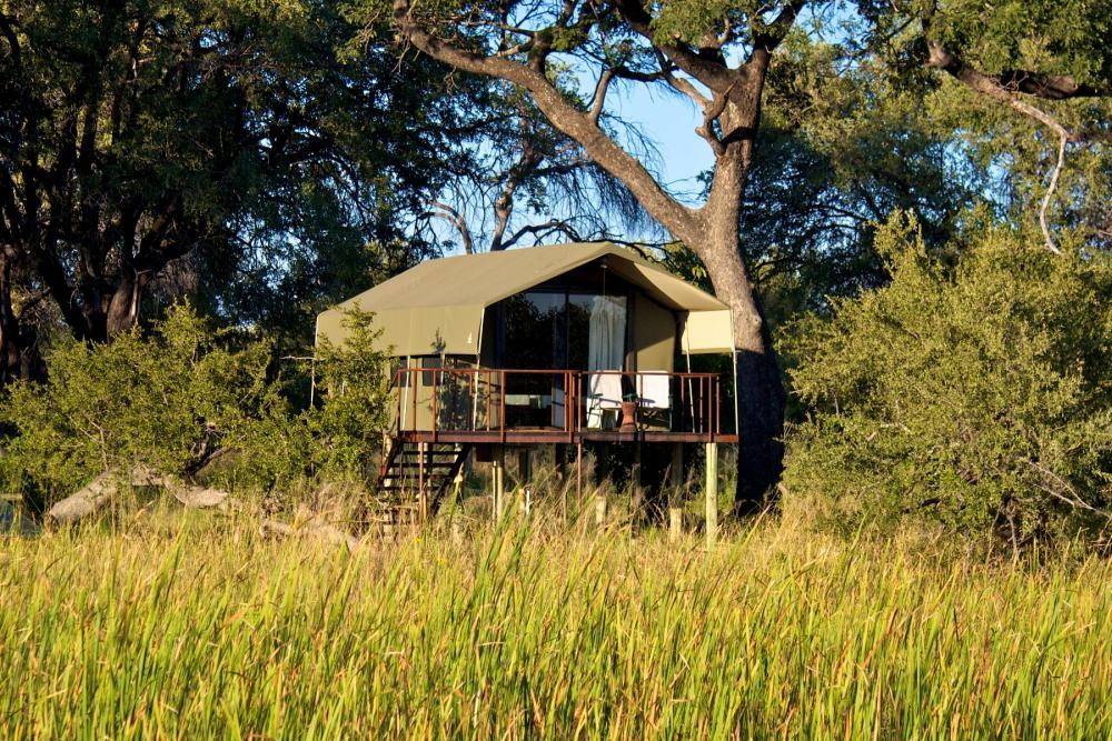 Nkasa Lupala Lodge Tents